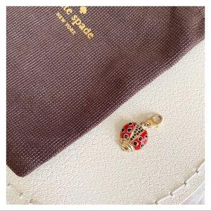 Kate Spade - Ladybug Charm